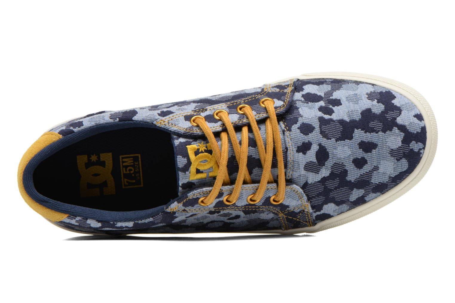 Sneakers DC Shoes Council Se Blauw links