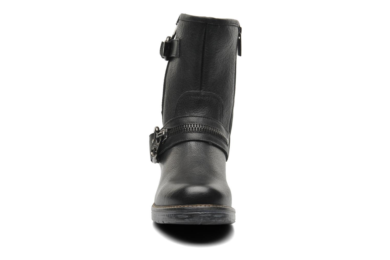 Bottines et boots Gino Rossi Hartos Noir vue portées chaussures