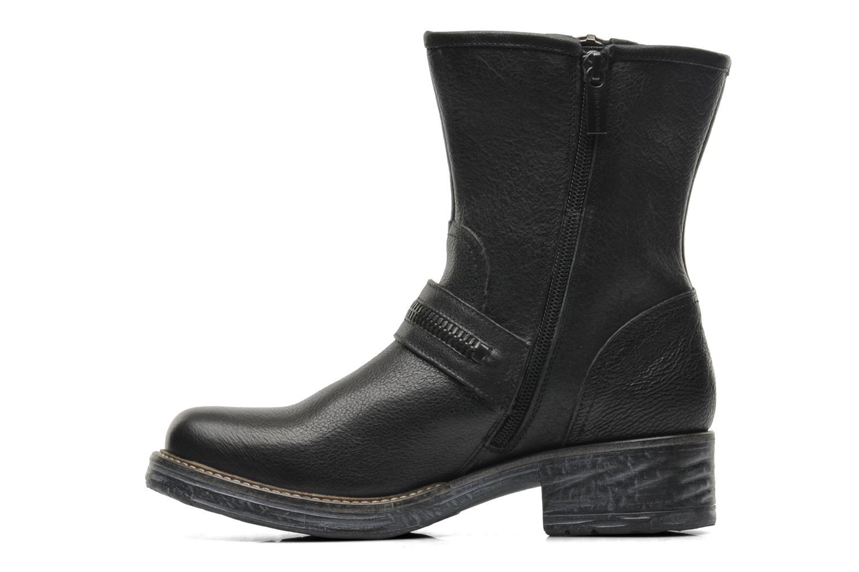 Bottines et boots Gino Rossi Hartos Noir vue face