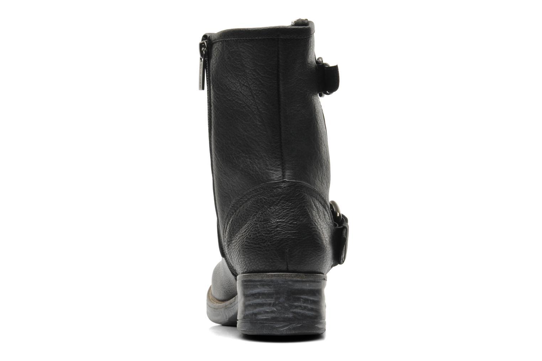 Bottines et boots Gino Rossi Hartos Noir vue droite