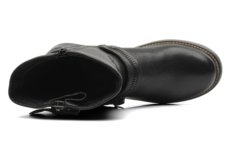 Bottines et boots Gino Rossi Hartos Noir vue gauche