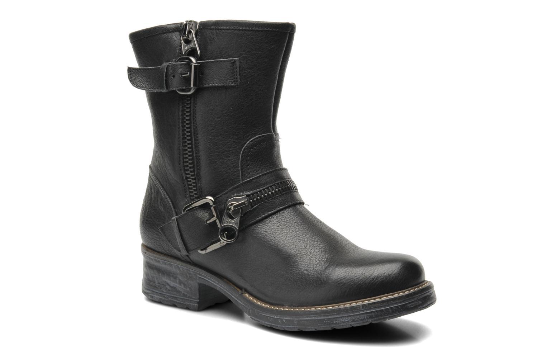 Bottines et boots Gino Rossi Hartos Noir vue détail/paire