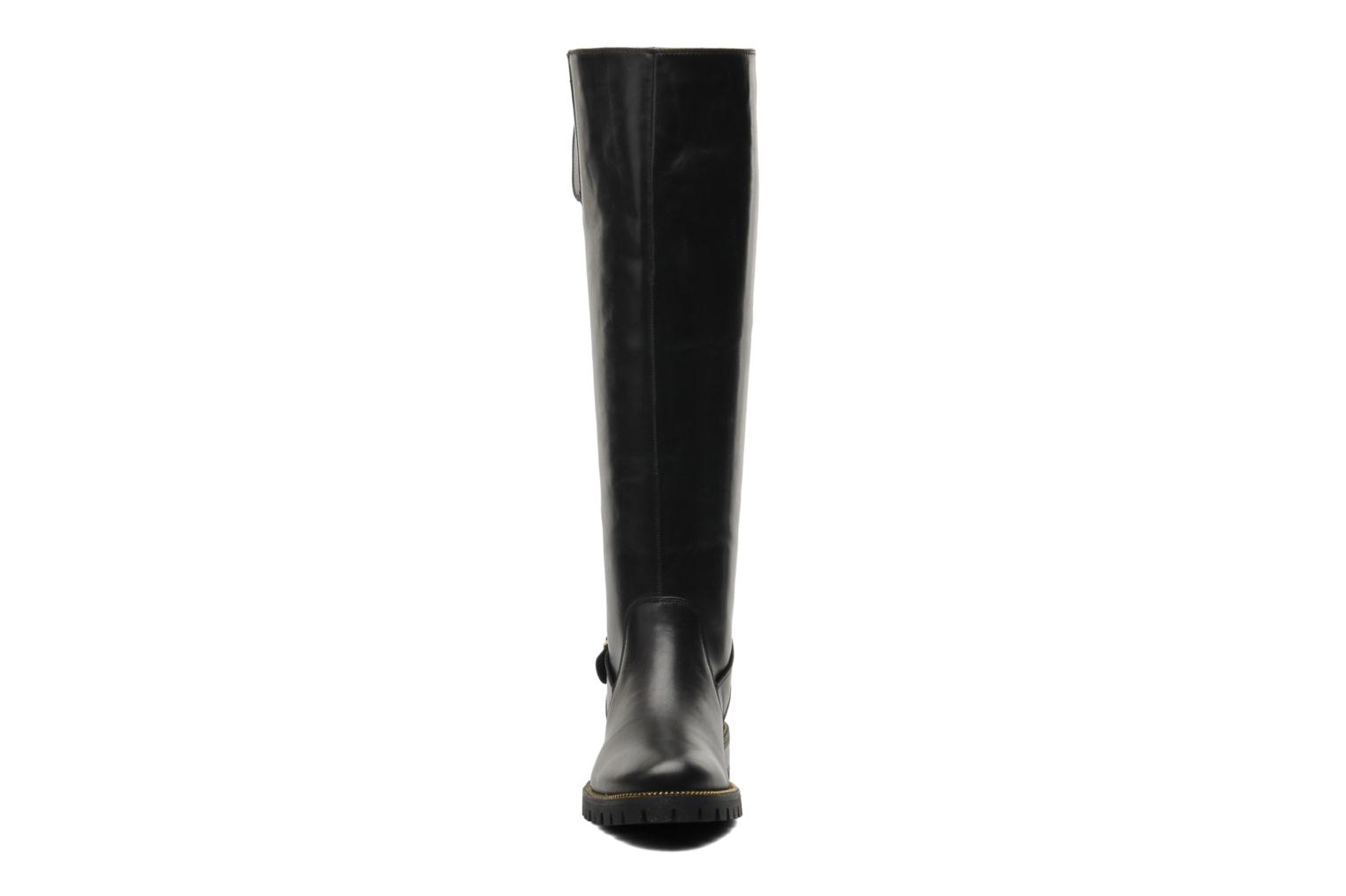 Bottes Gino Rossi Hony Noir vue portées chaussures