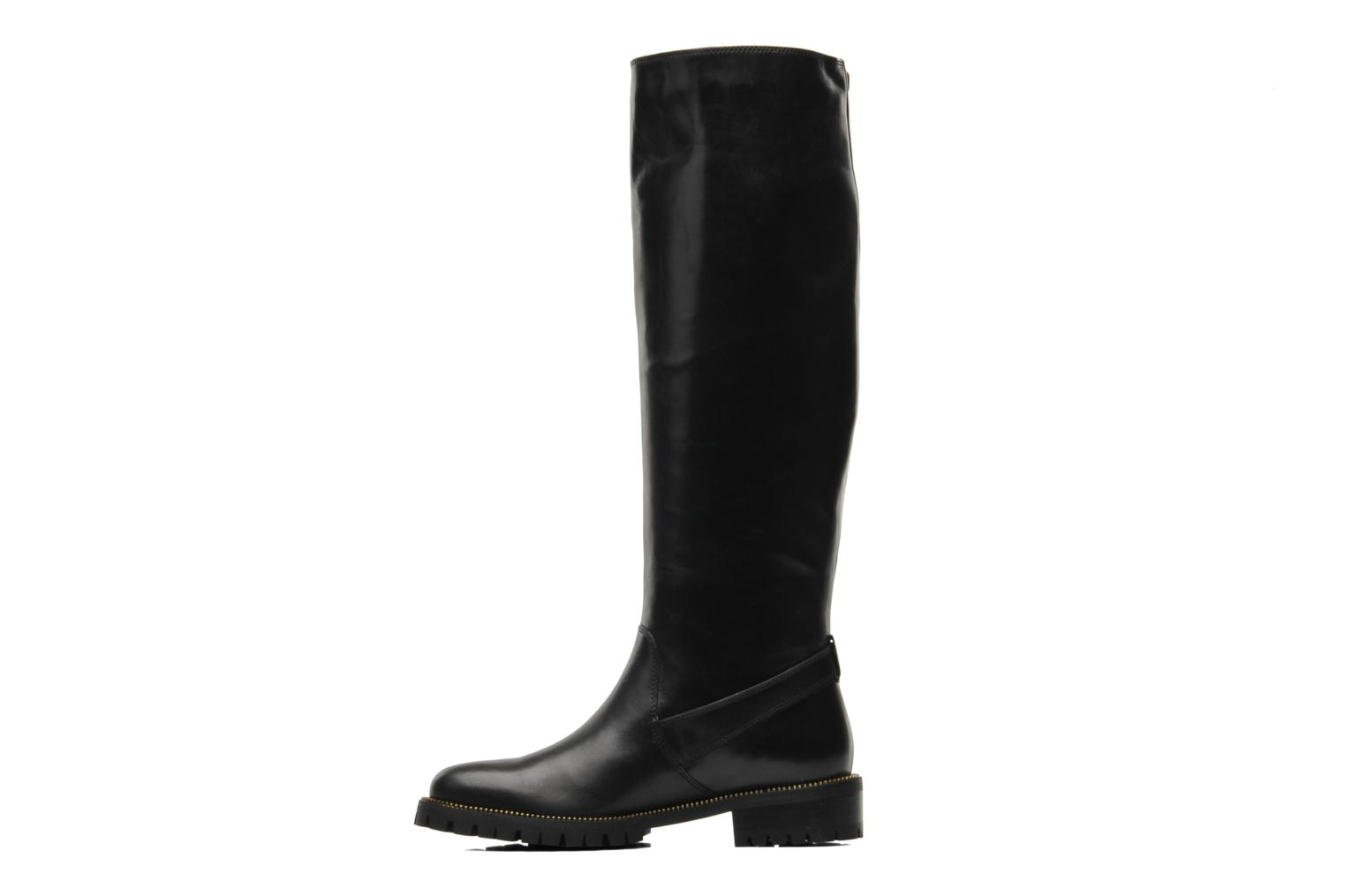 Bottes Gino Rossi Hony Noir vue face