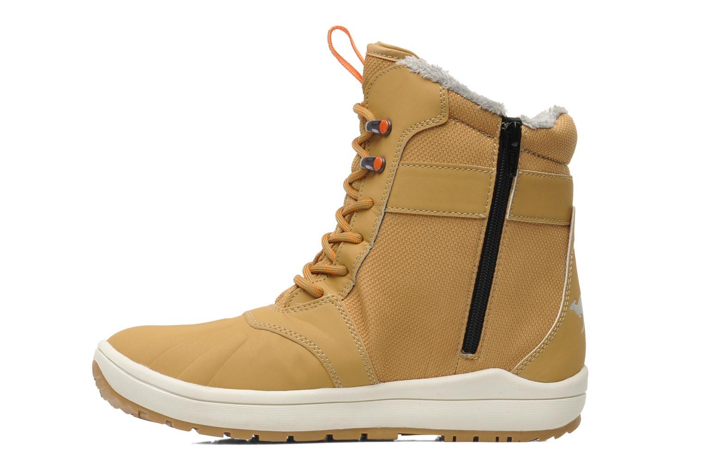 Bottines et boots Kangaroos Kanga-Tex 2024 Jaune vue face