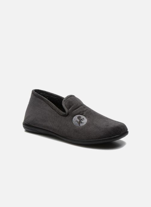 Pantofole La maison de l'espadrille Gaston Grigio vedi dettaglio/paio