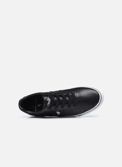 Sneakers Polo Ralph Lauren Hanford Zwart links