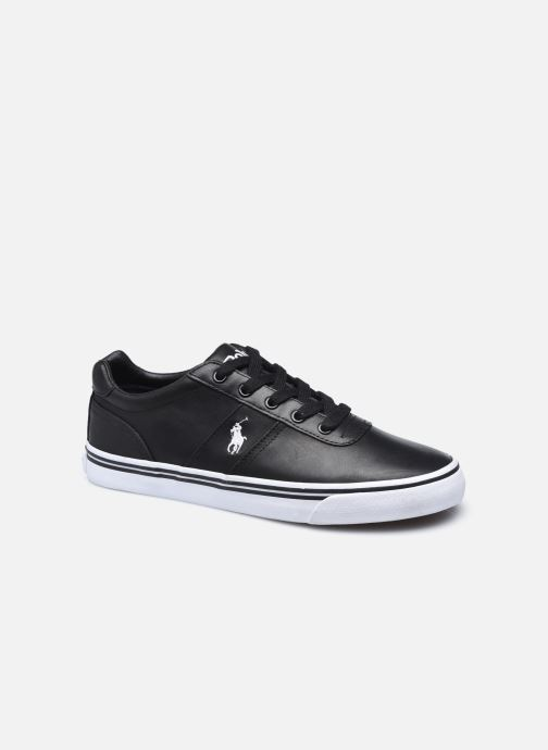 Trainers Polo Ralph Lauren Hanford Black detailed view/ Pair view