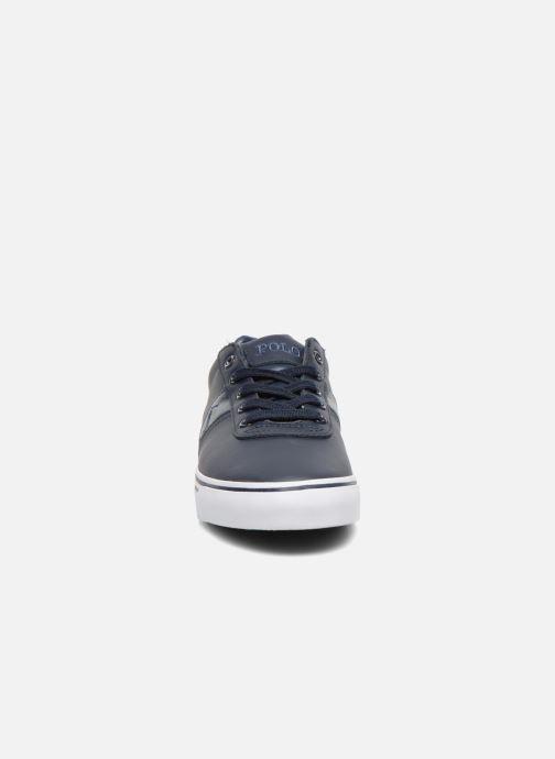 Sneakers Polo Ralph Lauren Hanford Blauw model