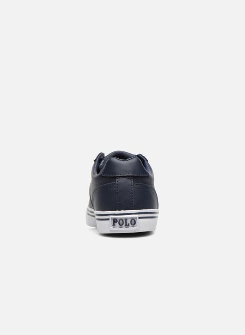Trainers Polo Ralph Lauren Hanford Blue view from the right