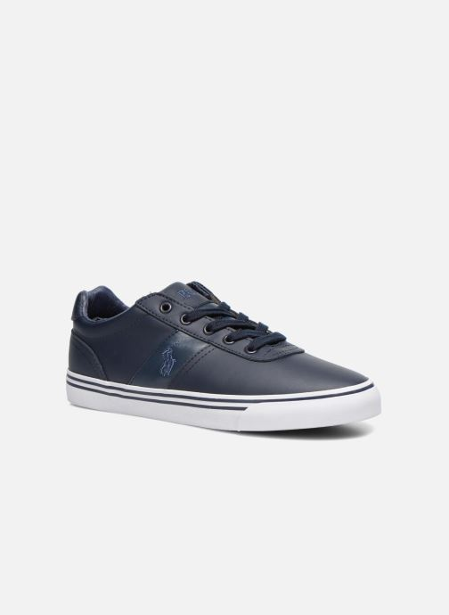 Trainers Polo Ralph Lauren Hanford Blue detailed view/ Pair view