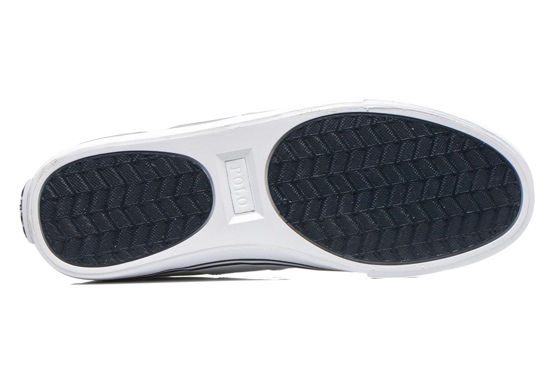 Sneaker Polo Ralph Lauren Hanford weiß ansicht von oben