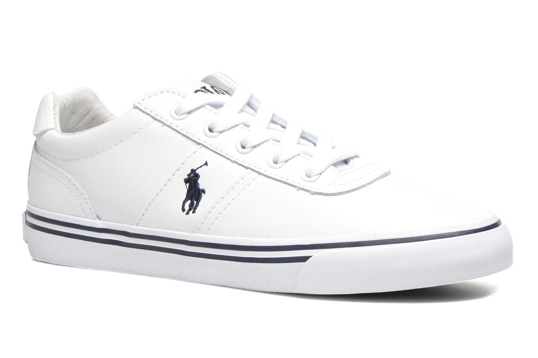 Sneakers Polo Ralph Lauren Hanford Vit detaljerad bild på paret
