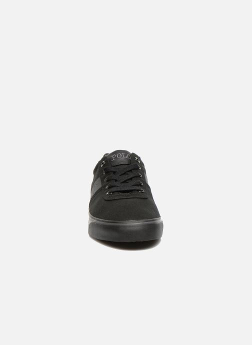 Trainers Polo Ralph Lauren Hanford-Ne Black model view