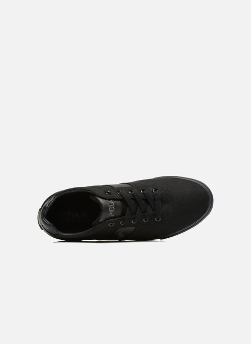 Trainers Polo Ralph Lauren Hanford-Ne Black view from the left
