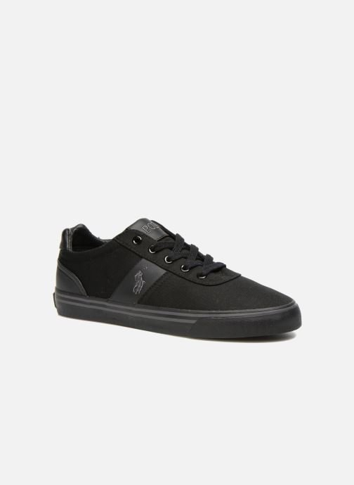Trainers Polo Ralph Lauren Hanford-Ne Black detailed view/ Pair view