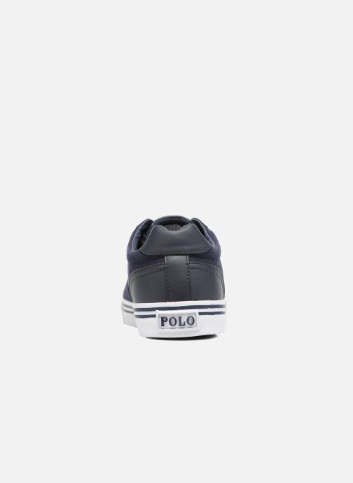 Sneakers Polo Ralph Lauren Hanford-Ne Azzurro immagine destra