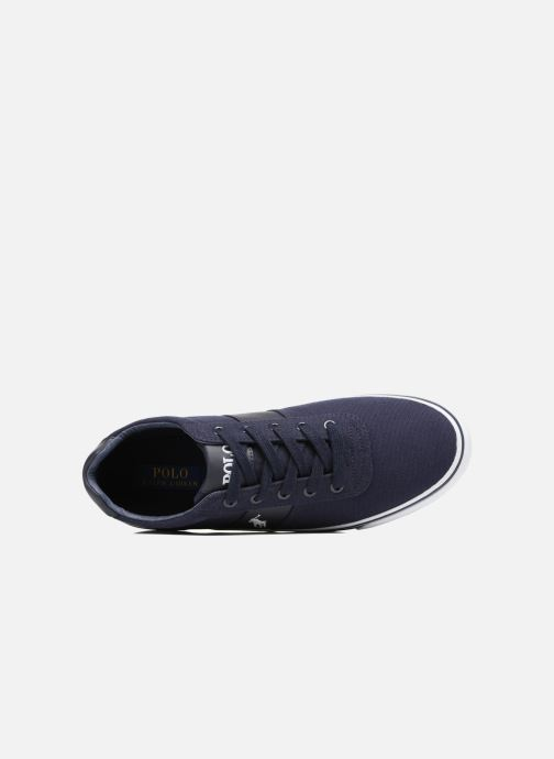 Sneakers Polo Ralph Lauren Hanford-Ne Blauw links