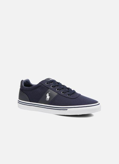 Sneakers Polo Ralph Lauren Hanford-Ne Blå detaljeret billede af skoene