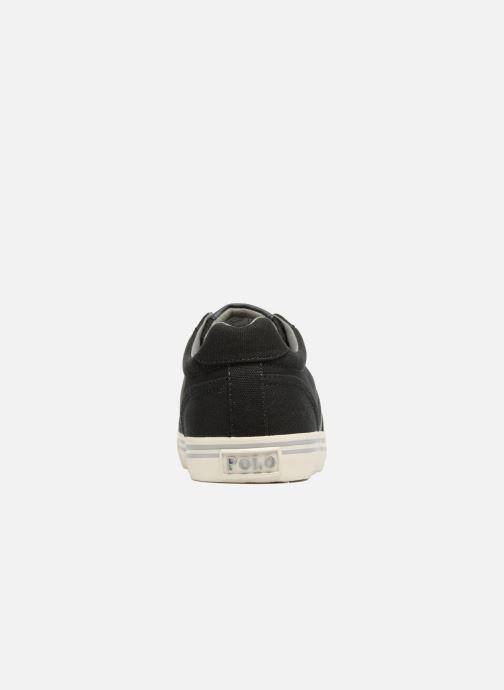 Sneakers Polo Ralph Lauren Hanford-Ne Grå Bild från höger sidan