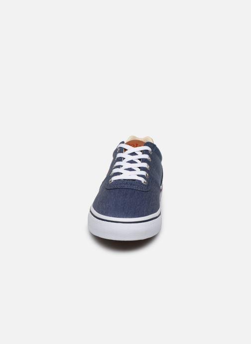 Sneaker Polo Ralph Lauren Hanford-Ne blau schuhe getragen