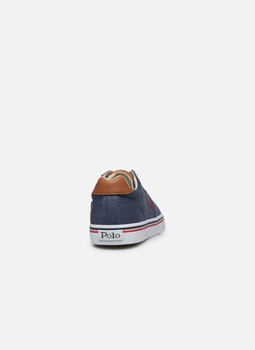 Polo Ralph Lauren Hanford-Ne (Bleu) - Baskets chez Sarenza (417216)
