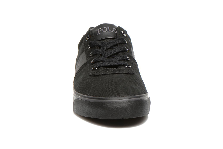 Baskets Polo Ralph Lauren Hanford-Ne Noir vue portées chaussures