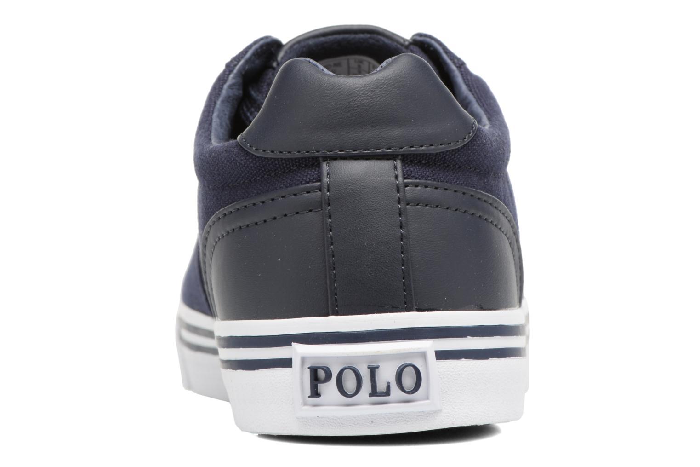 Baskets Polo Ralph Lauren Hanford-Ne Bleu vue droite