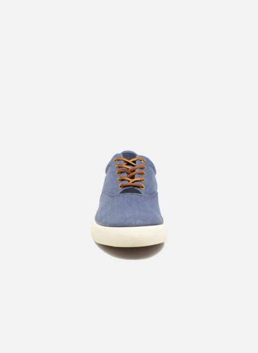 4a6ffe480 Polo Ralph Lauren Vaughn-Ne (Bleu) - Baskets chez Sarenza (295544)