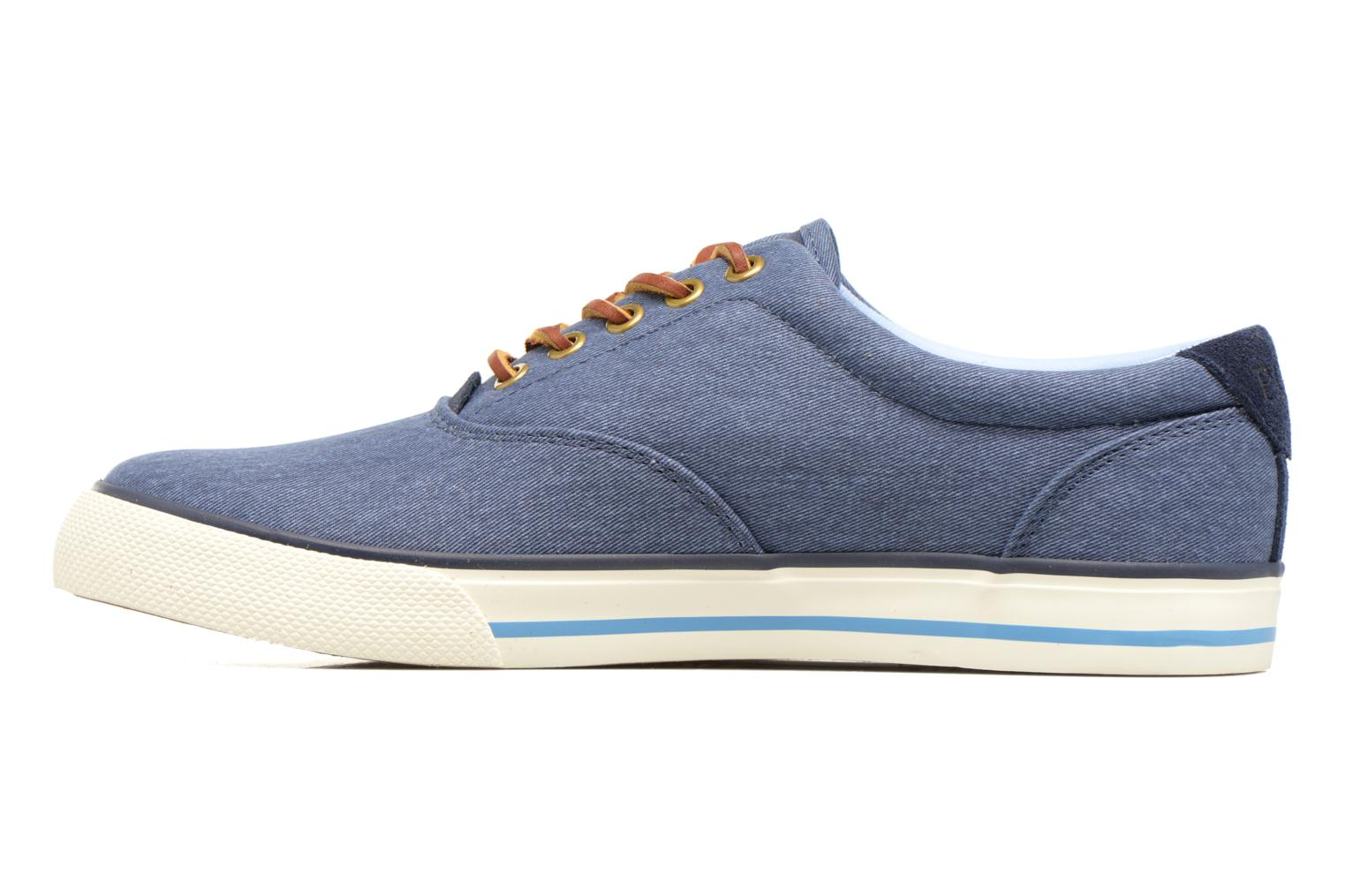 Trainers Polo Ralph Lauren Vaughn-Ne Blue front view