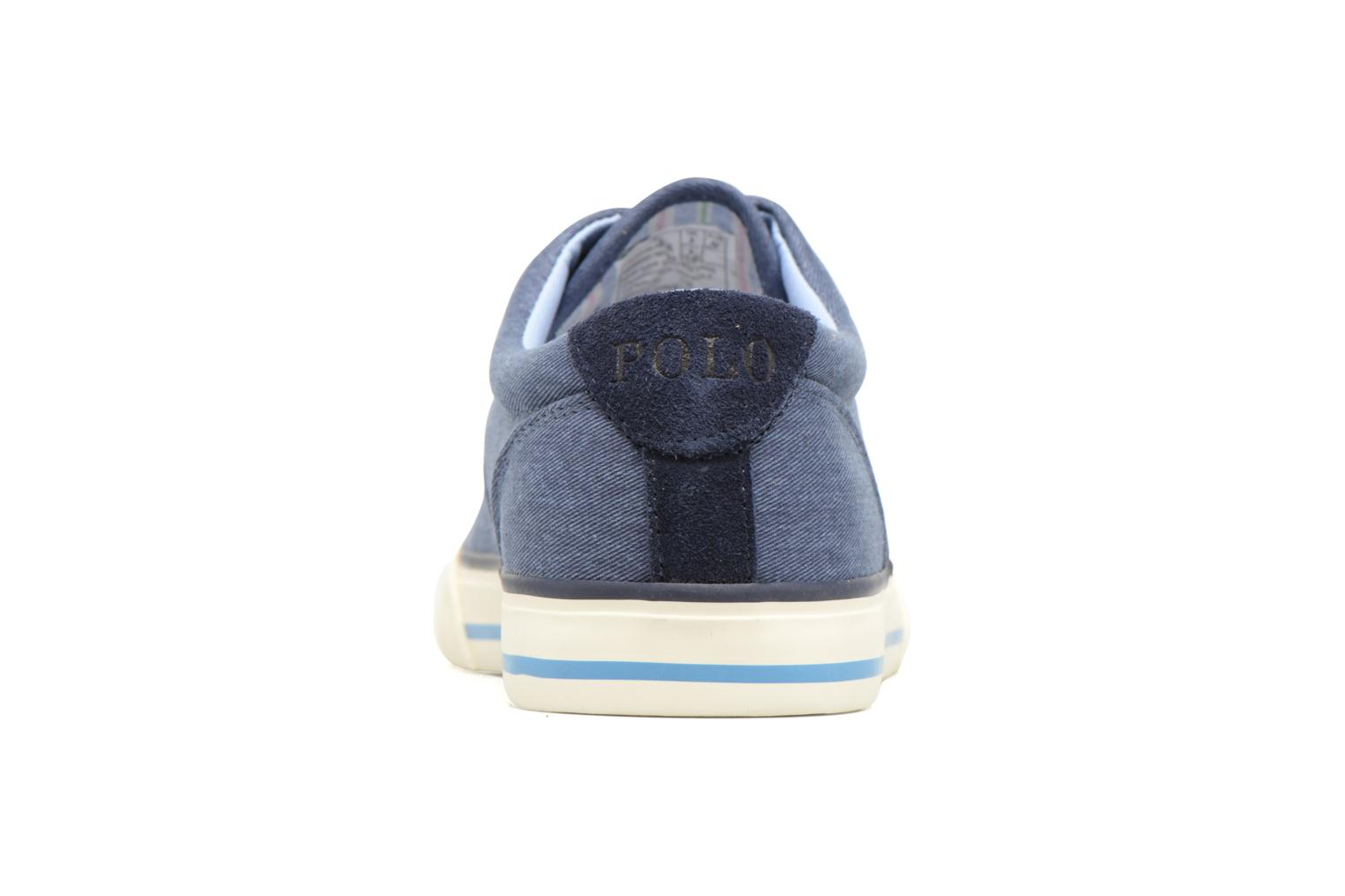Trainers Polo Ralph Lauren Vaughn-Ne Blue view from the right