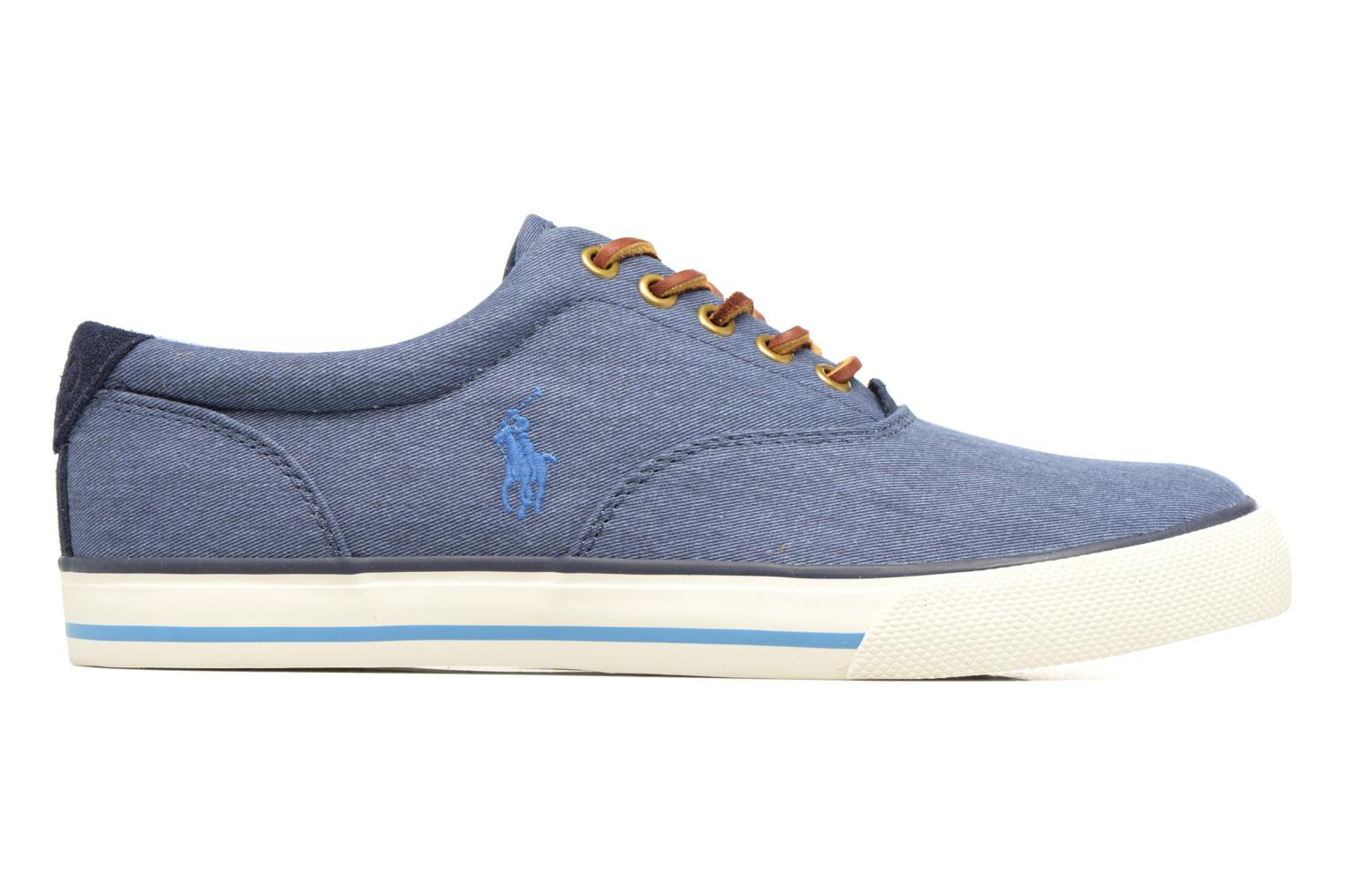 Trainers Polo Ralph Lauren Vaughn-Ne Blue back view