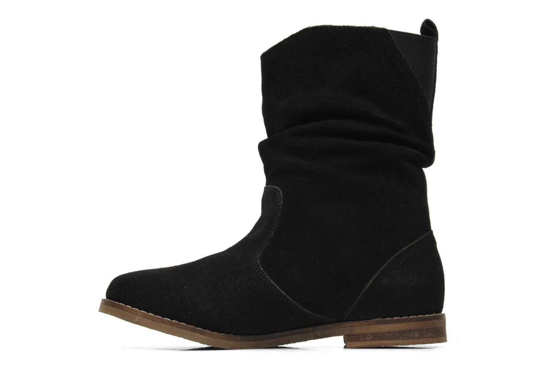 Bottines et boots Coolway Nectar Noir vue face