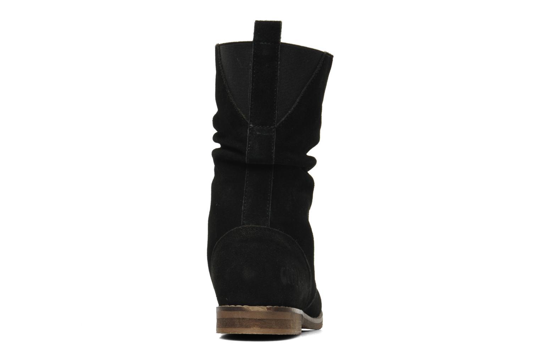 Bottines et boots Coolway Nectar Noir vue droite