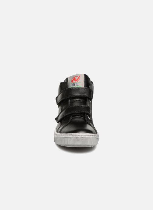 Baskets Naturino Play VL Noir vue portées chaussures