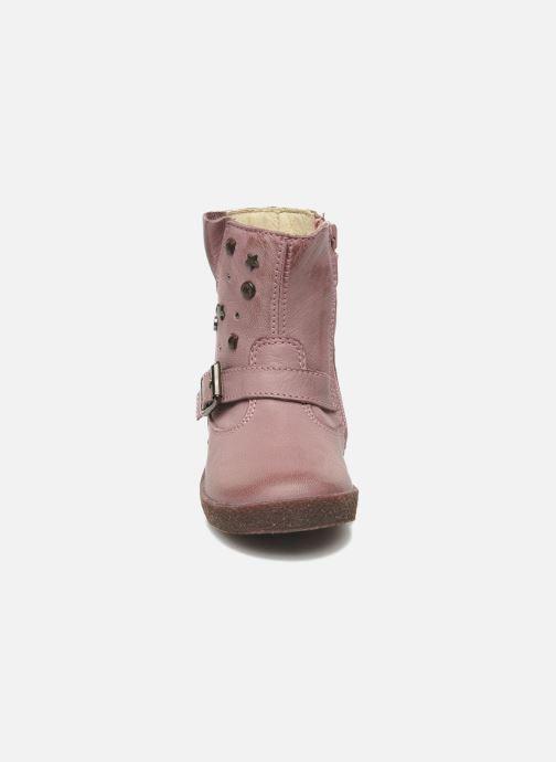 Boots & wellies Naturino Choupi 1341 Pink model view
