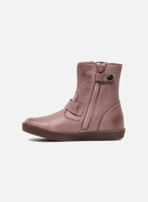 Boots & wellies Naturino Choupi 1341 Pink front view