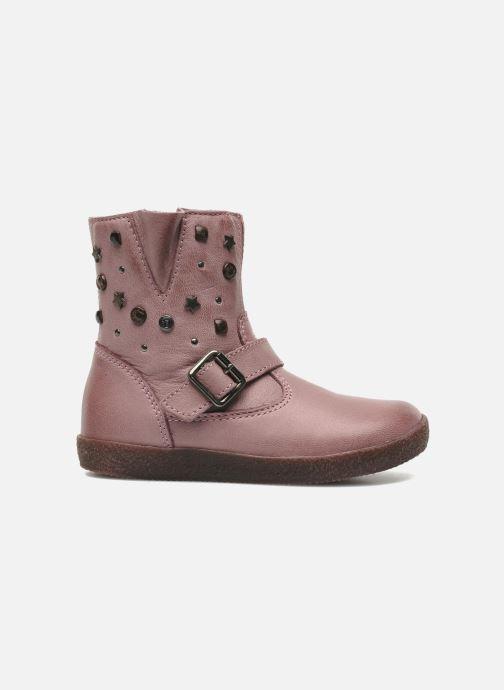 Boots & wellies Naturino Choupi 1341 Pink back view