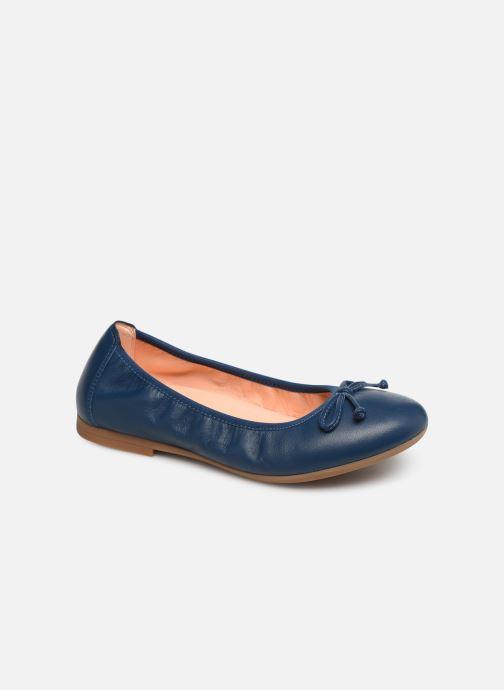 Ballerinas Unisa CASIA blau detaillierte ansicht/modell