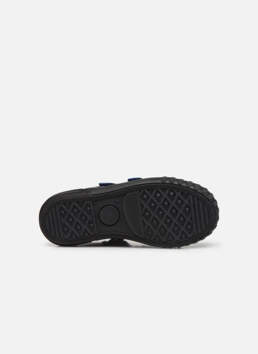 Schoenen met klitteband Acebo's Titoil Blauw boven
