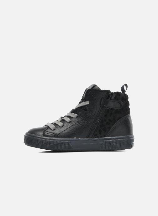 Sneakers Acebo's Modinette Sort se forfra