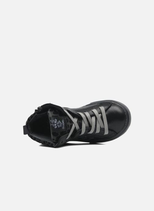 Baskets Acebo's Modinette Noir vue gauche