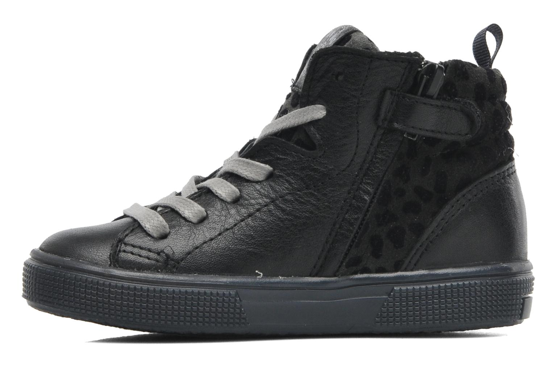 Sneakers Acebo's Modinette Zwart voorkant