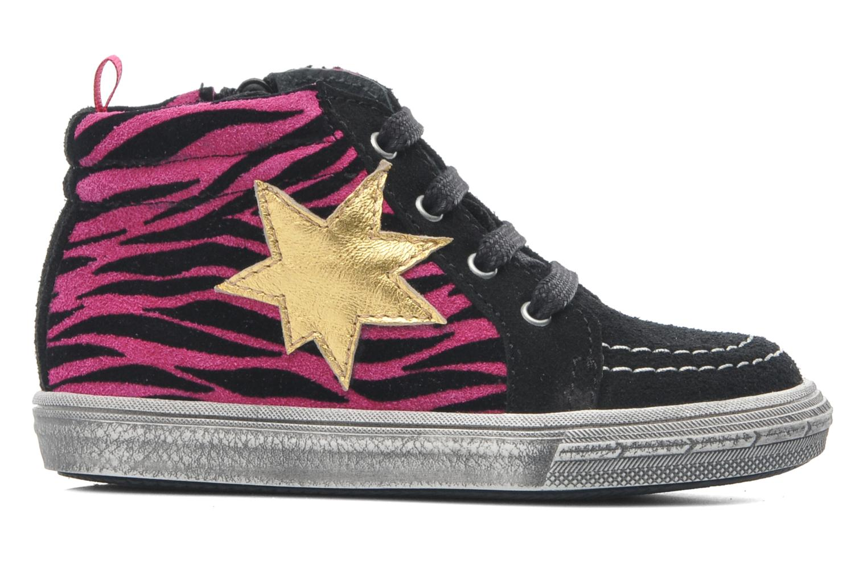 Sneaker Acebo's Musttt rosa ansicht von hinten