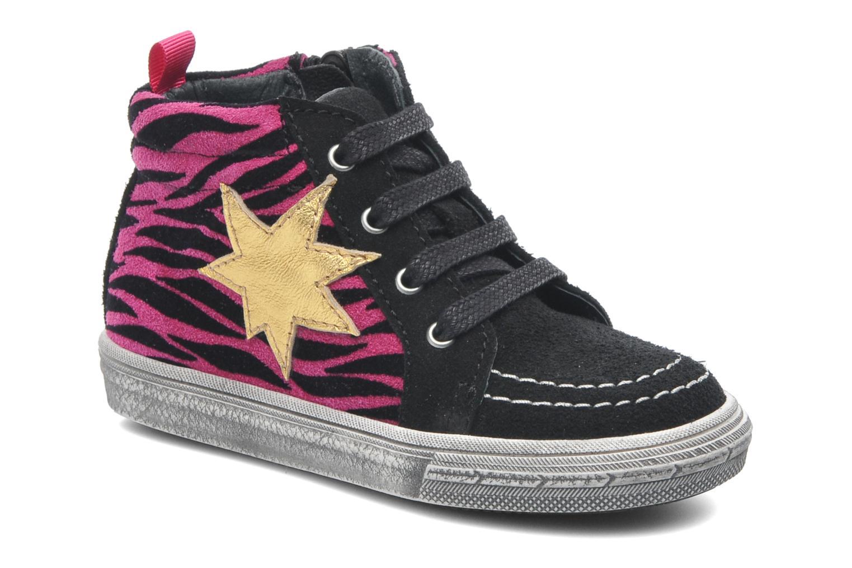 Sneakers Acebo's Musttt Roze detail