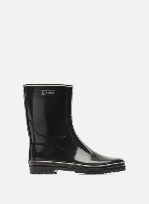 Bottines et boots Aigle Venise Bottillon Noir vue derrière