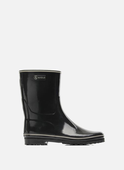 Boots en enkellaarsjes Aigle Venise Bottillon Zwart achterkant