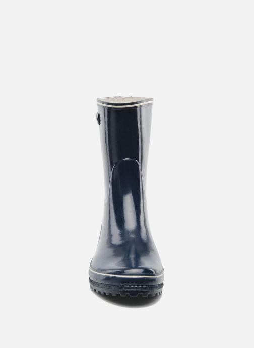 Bottines et boots Aigle Venise Bottillon Bleu vue portées chaussures