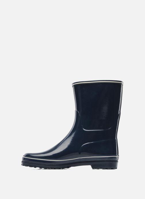 Bottines et boots Aigle Venise Bottillon Bleu vue face