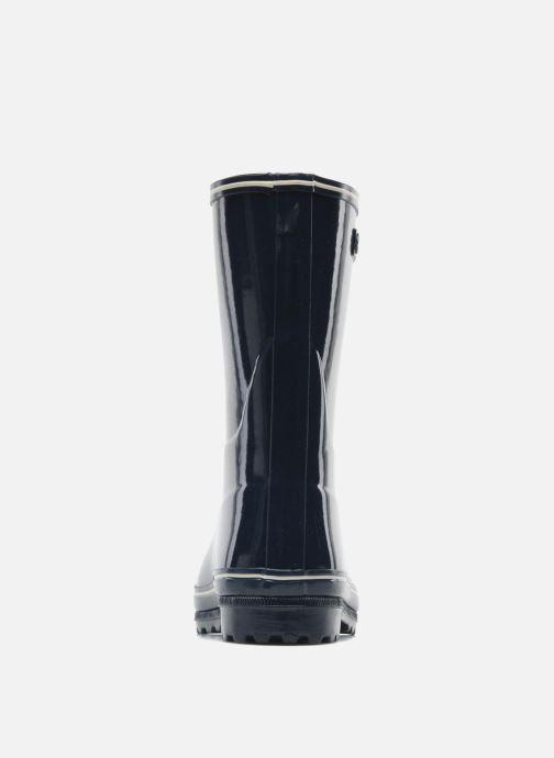Bottines et boots Aigle Venise Bottillon Bleu vue droite